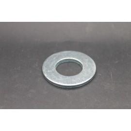 Rondelles Plates Type M Zingué 24mm