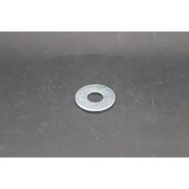 Rondelles Plates Type L Zingué 10mm