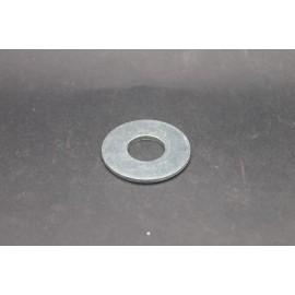 Rondelles Plates Type L Zingué 14mm