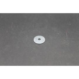 Rondelles Plates Type LL Zingué 3mm
