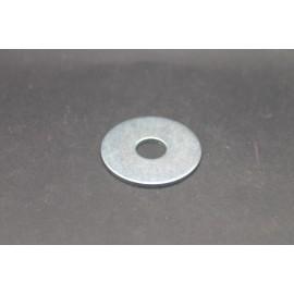 Rondelles Plates Type LL Zingué 10mm