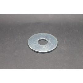 Rondelles Plates Type LL Zingué 14mm