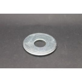 Rondelles Plates Type LL Zingué 16mm