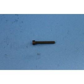 Vis CHC Filetage Total Din 912 ISO 4762  Classe 8.8 Acier Brut  4 X 30