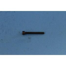 Vis CHC Filetage Total Din 912 ISO 4762  Classe 8.8 Acier Brut  4 X 35