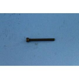 Vis CHC Filetage Total Din 912 ISO 4762  Classe 8.8 Acier Brut  4 X 40