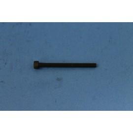 Vis CHC Filetage Total Din 912 ISO 4762  Classe 8.8 Acier Brut  4 X 45
