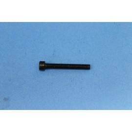 Vis CHC Filetage Total Din 912 ISO 4762  Classe 8.8 Acier Brut  5 X 35