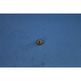 Ecrous à Créneaux Acier  6mm