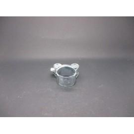 Collier de Serrage Tourillon Zingué 23-25mm