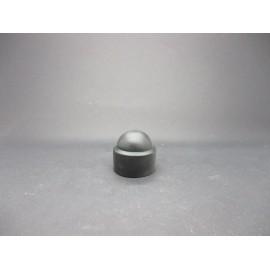 Cache-écrous Nylon coloris Noir 16 mm