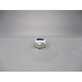 Ecrous H DIN 985 INOX A2-70 20mm