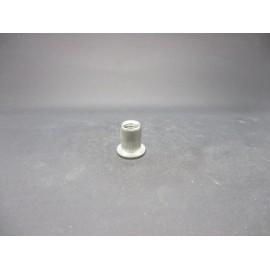 Ecrous à Sertir Tête Plate Inox A2 10mm