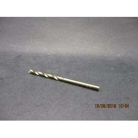 foret cobalt M3 pour perçage inox