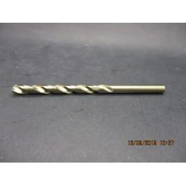foret cobalt M4.5 pour perçage inox