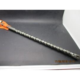 Foret béton SDS+ 4 Taillants 16x350