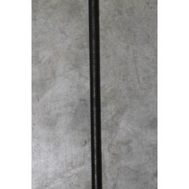 Tige Filetée Acier Brut 8.8  LG 1 Mètre   10x125