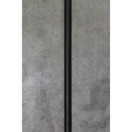 Tige Filetée Acier Brut 8.8  LG 1 Mètre   12x125