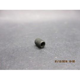 Vis STHC Bout Plat Acier Brut 10.9 4x5