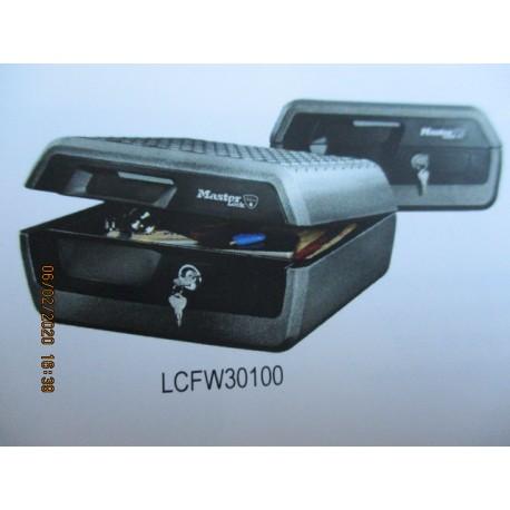 Caisson de sécurité master lock LCFW30100 moyenne taille