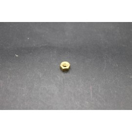 Ecrou H Din 934 Laiton   d.5mm