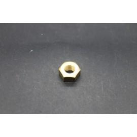 Ecrou H Din 934 Laiton   d.10mm
