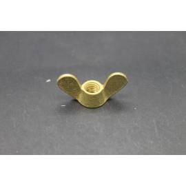 Ecrou à oreilles Laiton d.10mm