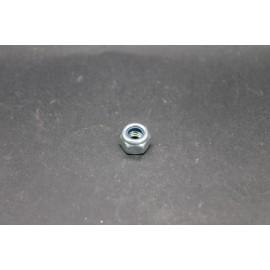 Ecrous H Din 985 Classe 8.8 Acier Zingué 7mm pas de 100